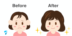 かつらと増毛の違い