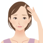 薄毛の原因